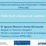 Ponencias sobre el Delito Fiscal y Blanqueo de Capitales
